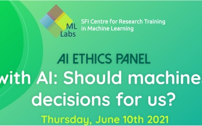 Living with AI: should machines make decisions for us?